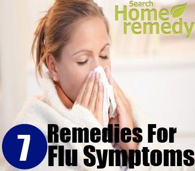 7 Home Remedies For Flu Symptoms