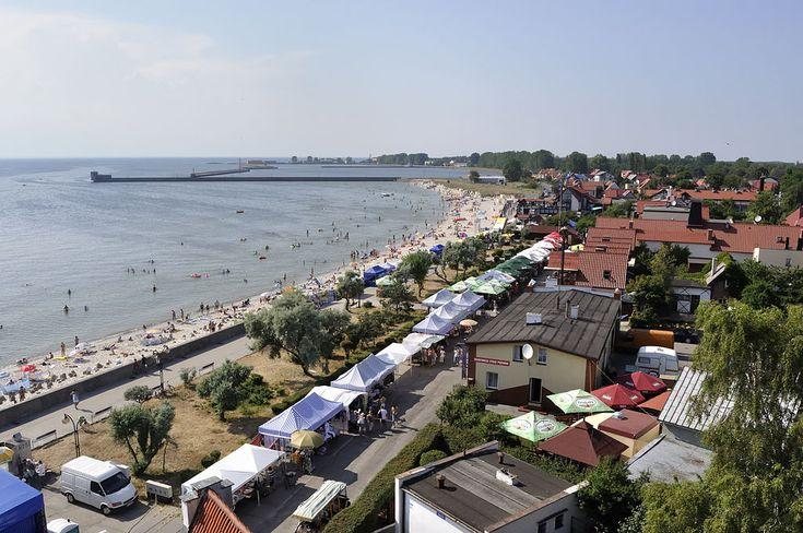 View of Hel - Hel (miasto) – Wikipedia, wolna encyklopedia mierzeja helska