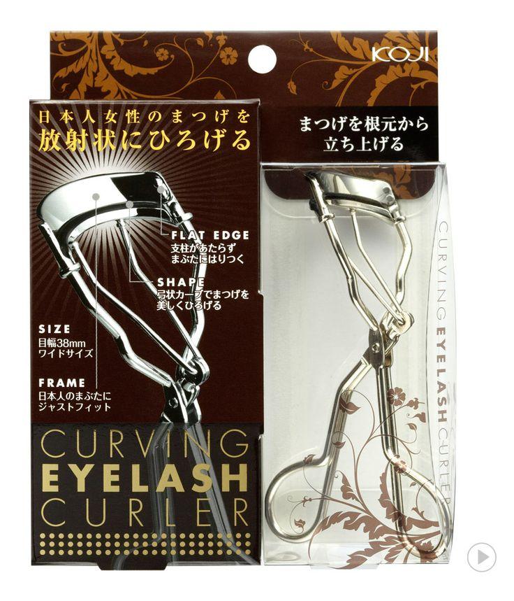 Curving Eyelash Curler                  코지 커빙 아이래쉬 컬러 - 속눈썹 뷰러                              동양인을 위해 탄생한 아이래쉬 컬러