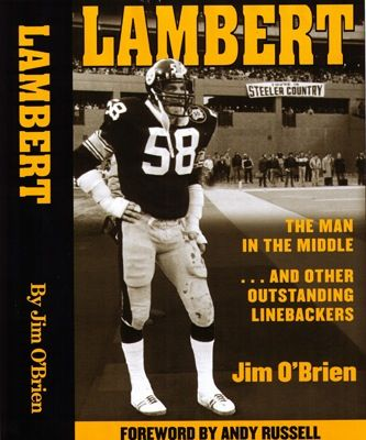 Jack Lambert, great middle linebacker.  When rules were passed to try to protect passers, it was Lambert who quipped that perhaps quarterbacks should start wearing dresses.