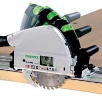 Festool TS 55 and TS 75 Plunge Cut Saws / Rockler How-to