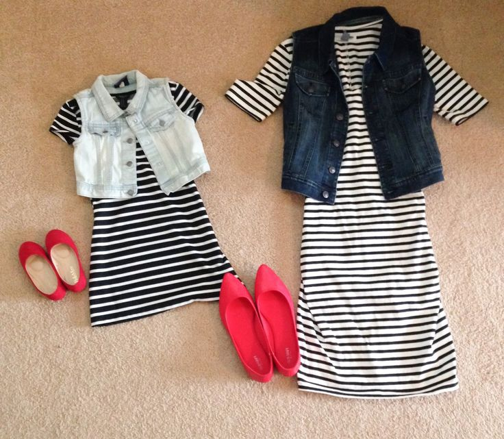 Mommy Daughter Fashion