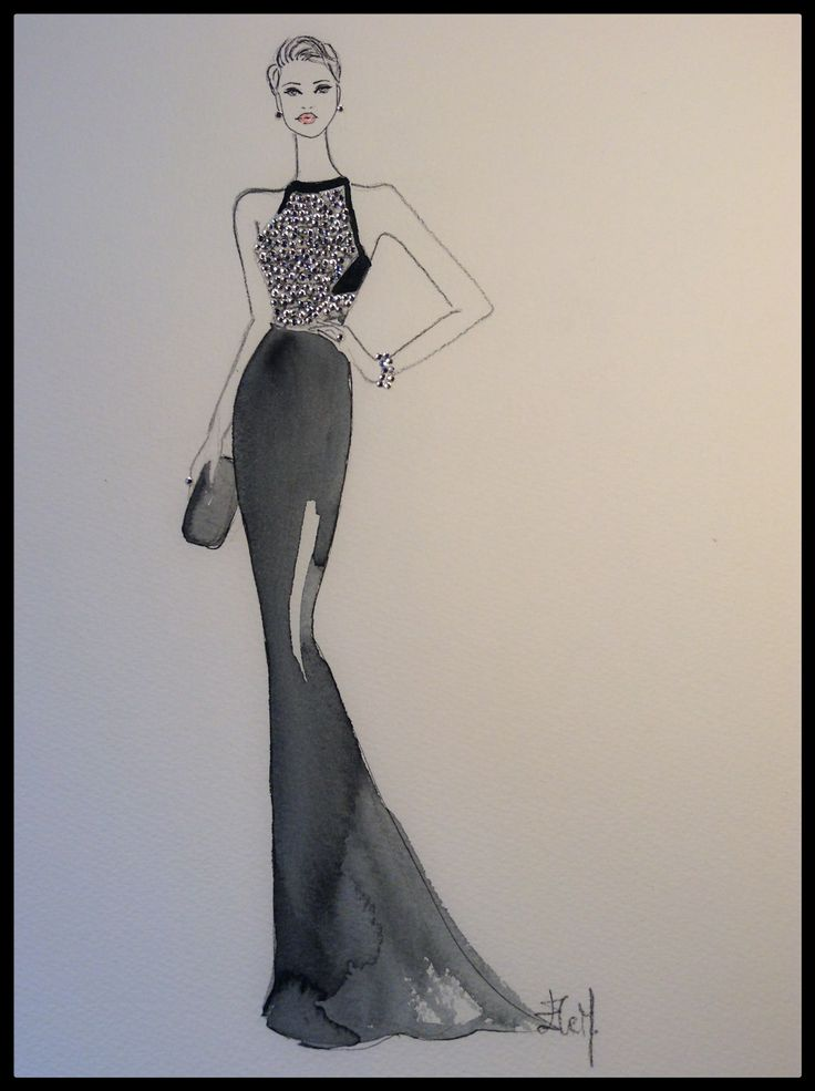 Inspired by Gucci, Anne Hathaway's Oscars 2014 outfit
