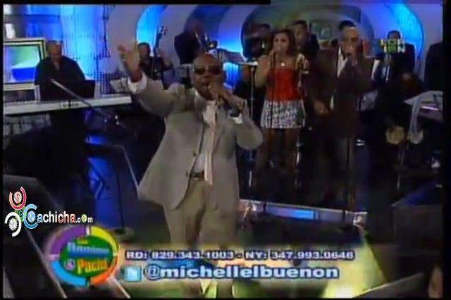 Presentacion Completa De Michel El Buenon En @ElPachaOficial @DomingoyPacha #Video - Cachicha.com