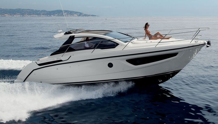Atlantis Yachts' Small, Sporty New Model