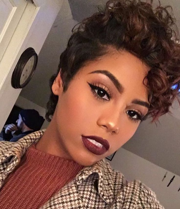 Remarkable 17 Best Images About Short Hairstyles For Black Women On Pinterest Hairstyles For Men Maxibearus