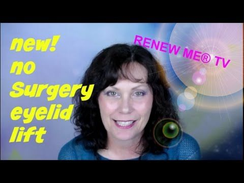 Face Exercise - Lift Your Droopy Eyelids without the Need for Eyelid Surgery! - YouTube