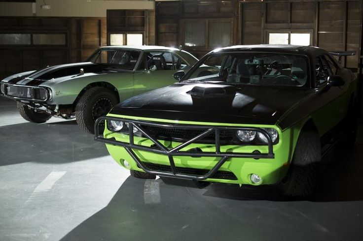 Those amazing 'Furious 7' cars? This man built them - CNET