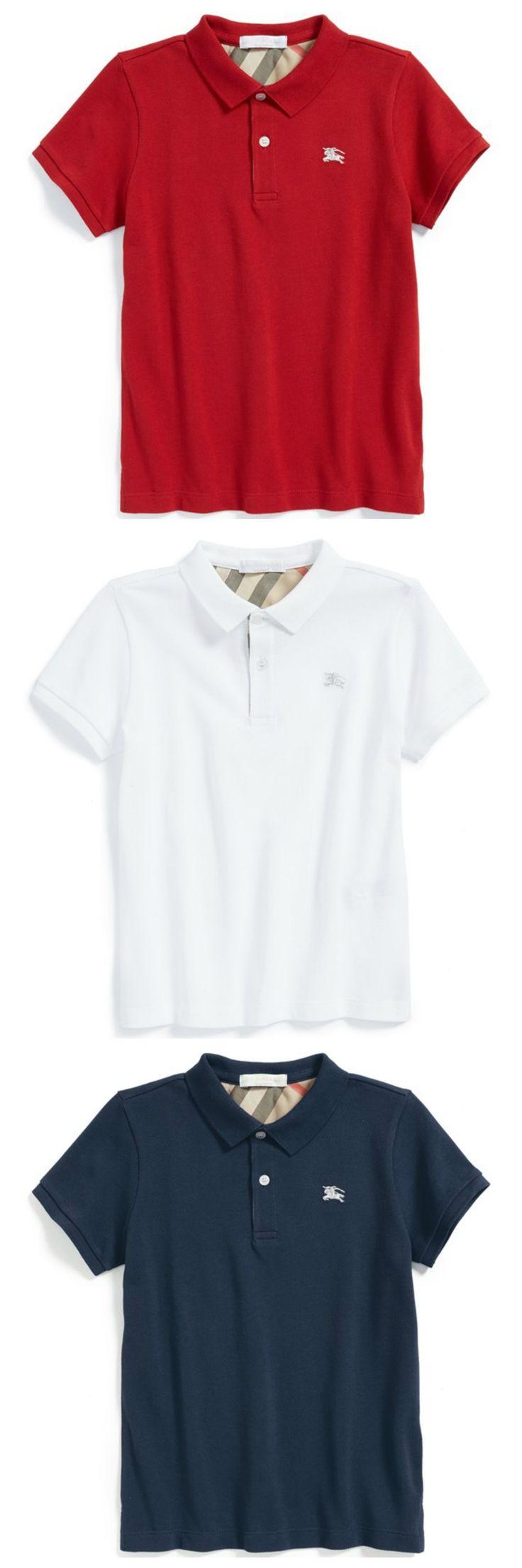 Desain t shirt kerah - Piqu Polo