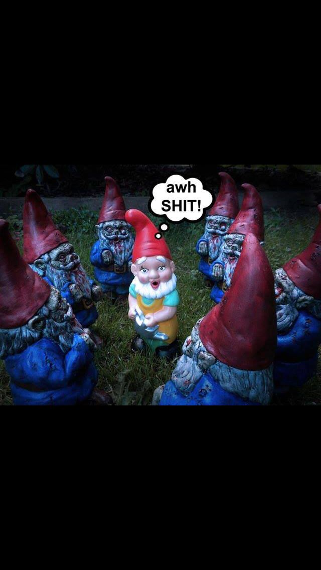 Gnombies Garden: 1000+ Images About Zombies.... On Pinterest