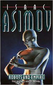 Robots & Empire by Isaac Asimov
