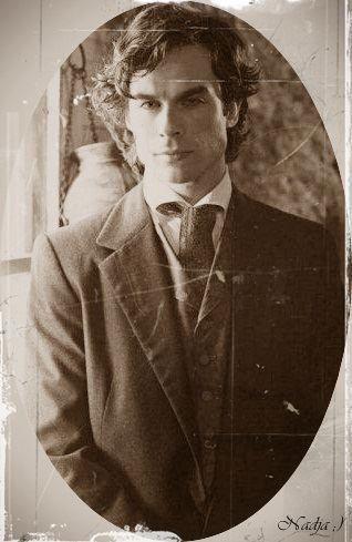 Damon Salvatore 1864 .. Ian Somerhalder