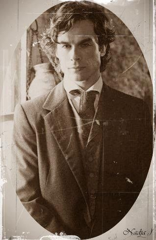 Damon Salvatore 1864 .. Ian Somerhalder