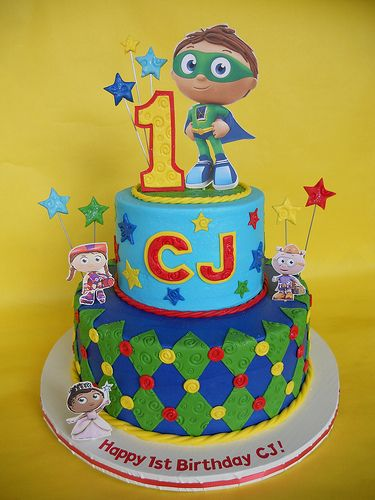 25 Best Ideas About Super Why Cake On Pinterest Super