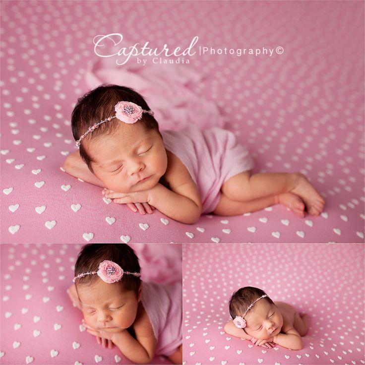 Captured by Claudia | Laredo Texas Newborn Photographer