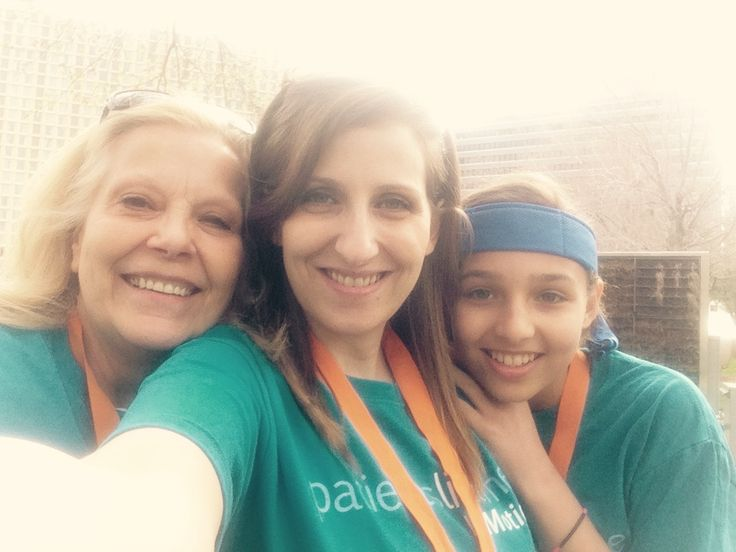 MS Walk Pittsburg! Thank you for supporting PatientsLikeMe inMotion!