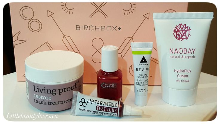 Unboxing: Birchbox Canada, February 2016  Here are the goodies I got from Topbox. What did you get? let me know at littlebeautyloves.ca