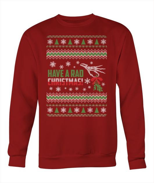 Viral Style - Radiologic Technologist Ugly Sweater