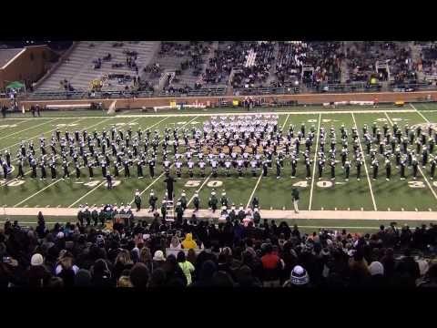 Ohio University Marching 110 - The Party Rock Anthem - YouTube