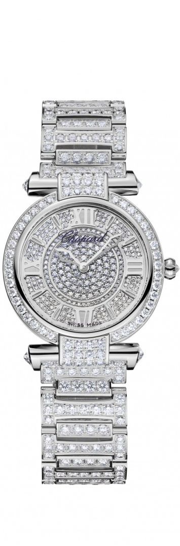 Chopard is a Swiss-based luxury Company Founded in 1860 by Louis-Ulysse Chopard -ShazB
