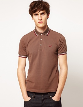 Fred Perry by Laurel Wreath