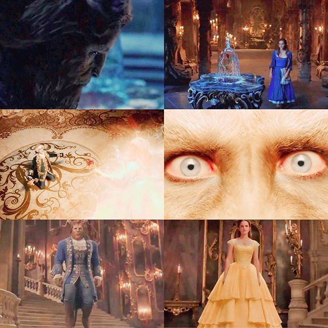 Belle. You're different, ahead of your time, fearless