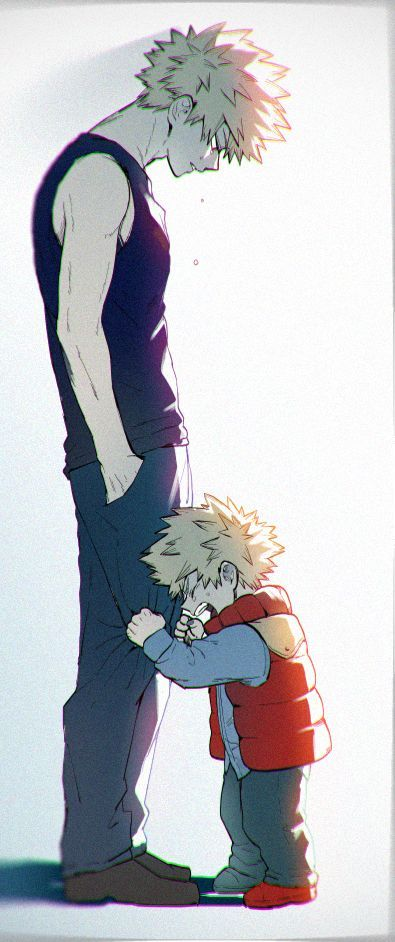 Mein Held Academia (Boku Kein Held Academia) # Anime # Manga Katsuki Bakugou