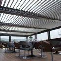 Masterkool España - Pérgolas de lamas de aluminio Biossun®