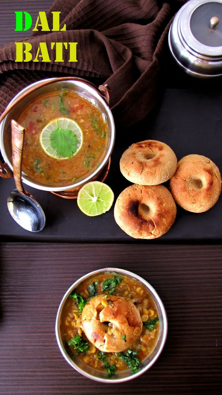 rajasthani dal bati recipe Dal bati is the most famous, widely loved cuisine of Rajasthan. Its an imperative part of the sumptuous food served at any occassion, marriage or festival, be it big or small, the very roots of dal bati is so deeply spread that no one could escape from its tempting flavour.