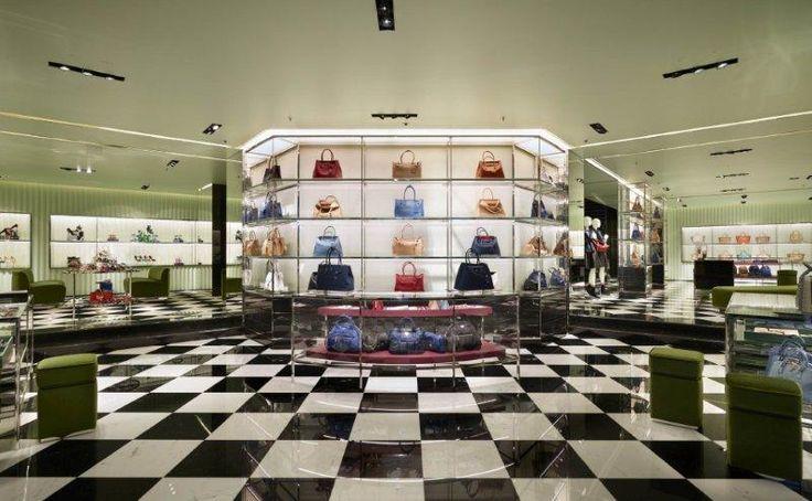 Fashion News – PRADA opens new store in Vienna!  Photos & Info online - www.sprinklesofstyle.co.uk
