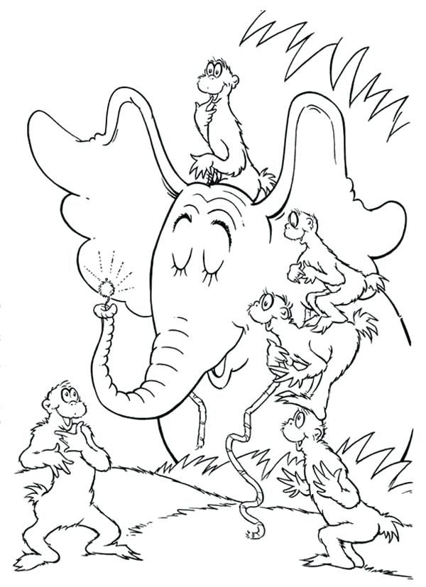 Horton Hears A Who Coloring Pages Collection Unsurpassed Horton Hears A Who Coloring Page Dr Seuss Coloring Pages Dr Seuss Coloring Sheet Cool Coloring Pages