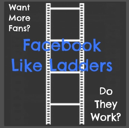 How to get more fans with Facebook Like Ladders