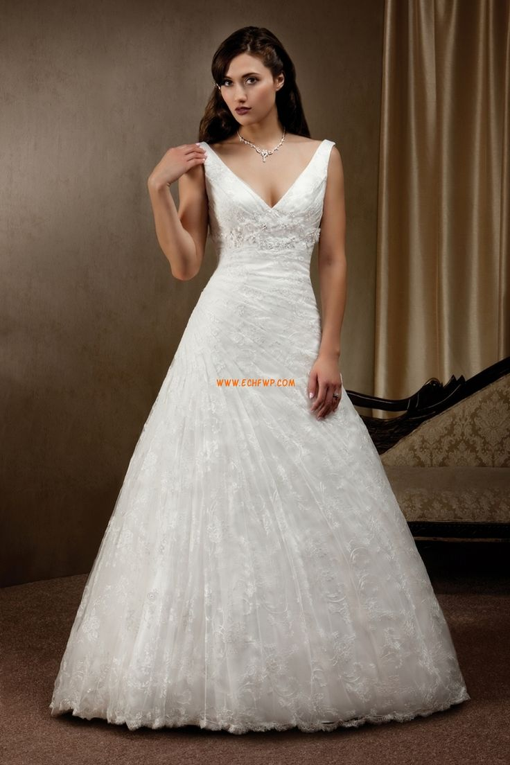 Mia Solano Wedding Gown Lace With Strapes