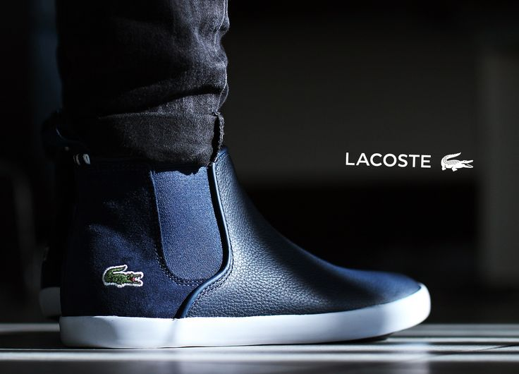 #lacoste #boots #bloe #shoes #officeshoes http://www.officeshoes.hu/cipo-lacoste-csizma-ziane-chelsea/6671