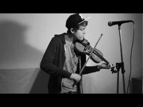 Coldplay - Clocks (Joel Grainger Cover, Using Violin & Loop Station) - YouTube