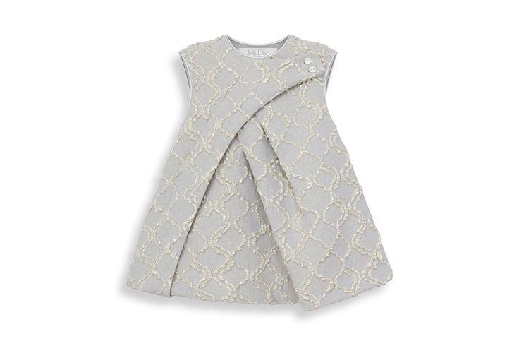 Vestido em jacquard - Dior