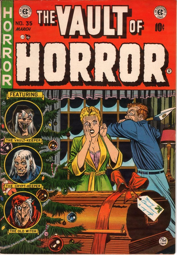 Horror Comics   lost toronto: Vintage Horror Comics from the 1950's