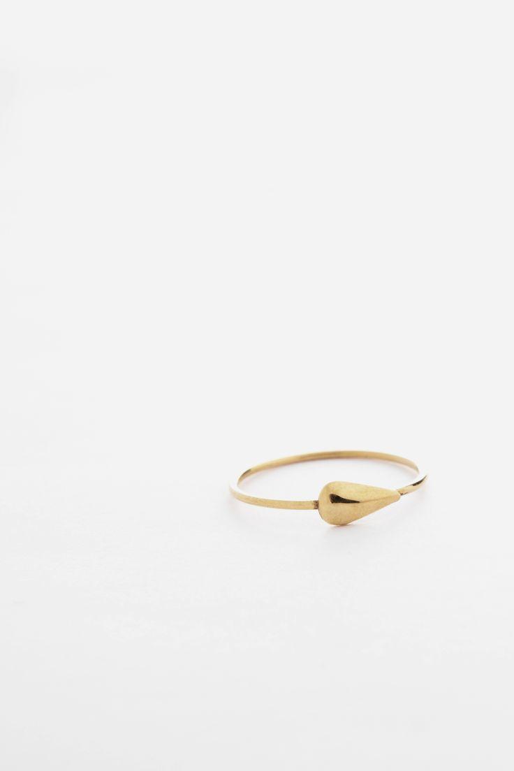 collection - feelings - Anna Lawska Jewellery ring - oli -