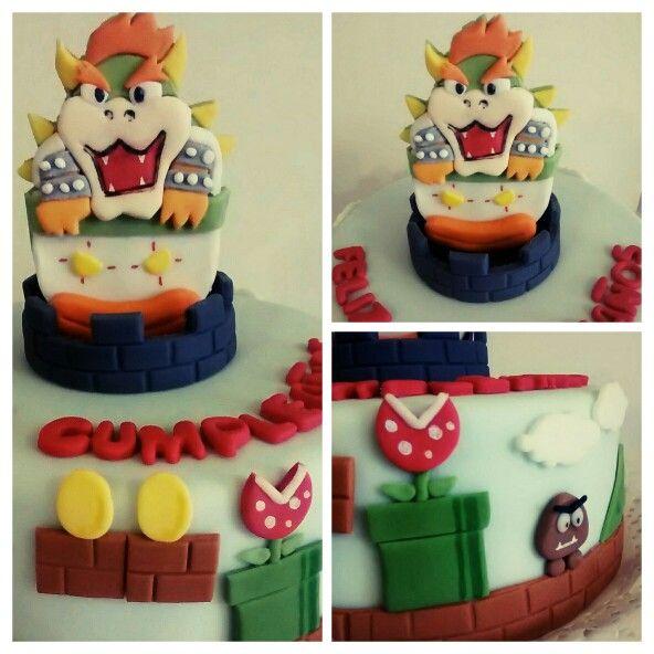 #Bauzer #Koopa #Cake