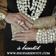 pearl: Dreams Home, La Dolce, Dream Homes, Fresh Water Pearls, Gorgeous Pearls, Rustic Wedding Chic, Fashion Bloggers, Art Deco, Sweet Life