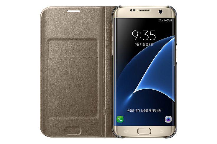 갤럭시 S7 엣지 LED 뷰 커버 (택배배송, 공휴일/휴일 제외 10일 이상 소요) | SAMSUNG 대한민국