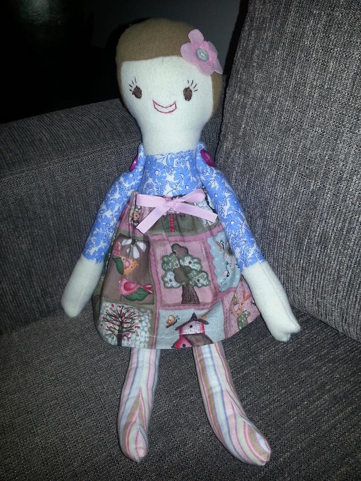 Chloe's dolly