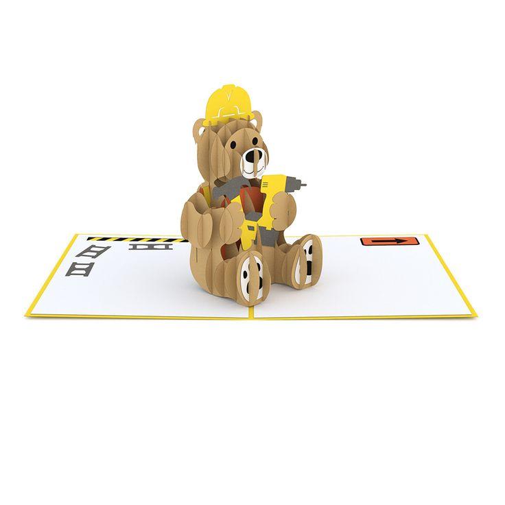Construction Bear