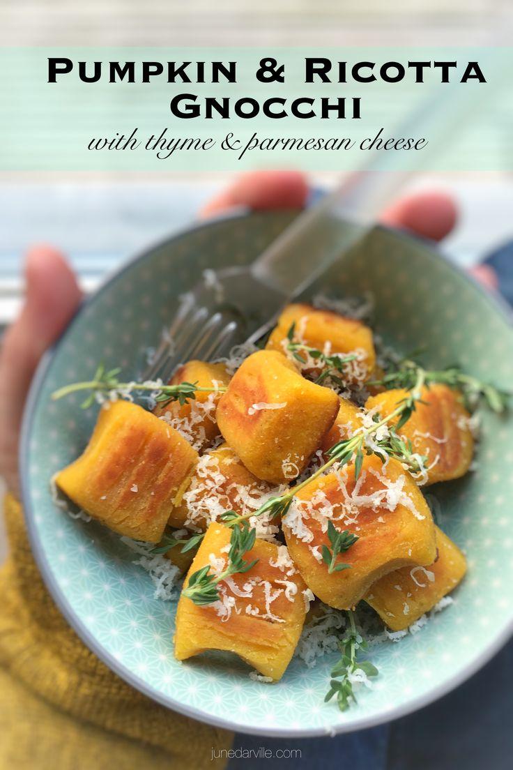 ricotta pumpkin pumpkin gnocchi daily food recipes fall recipes ...