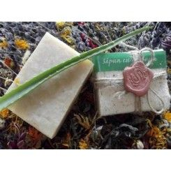 Natural Soap with Aloe Vera Herbaria