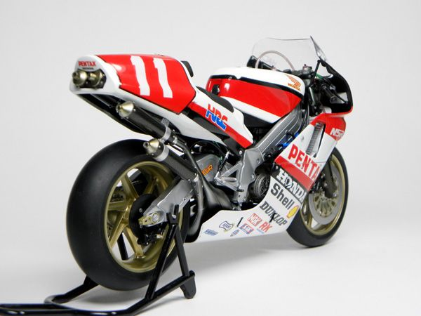 Honda NSR 500 S.Yasushiro All Japan 1989 by The uesan's Page | Modellismo | Pinterest | Honda ...