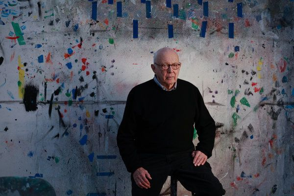 Ellsworth Kelly, Artist Who Mixed European Abstraction Into Everyday Life, Dies at 92 - NYTimes.com