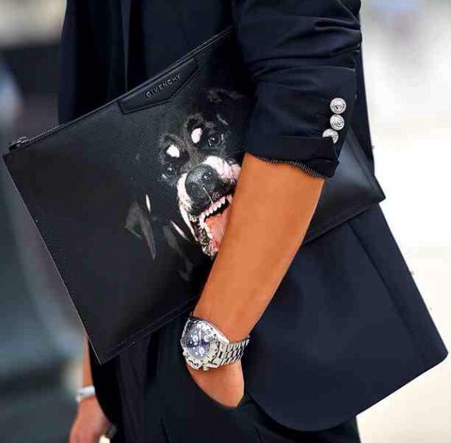 Givenchy clutch available at Liberty.co.uk