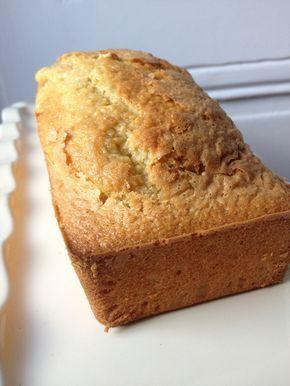 Gâteau vanille / amande façon gâteau au yaourt sans gluten / sans lactose, sans huile ni beurre, avec du lait d'amande à la vanille Bjorg!