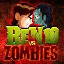 Play Ben 10 Vs Zombies game online. Scary, fight, cartoon, Hero, Ben10, shooter, laser pistol, action packed, television series, shooting game, best ben10 games.